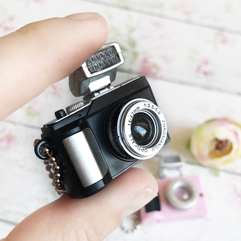 Как сделать фотоаппарат для куклы