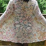 """Одежда ручной работы. Ярмарка Мастеров - ручная работа Авторская работа кардиган :""""Чайная роза"""". Handmade."""