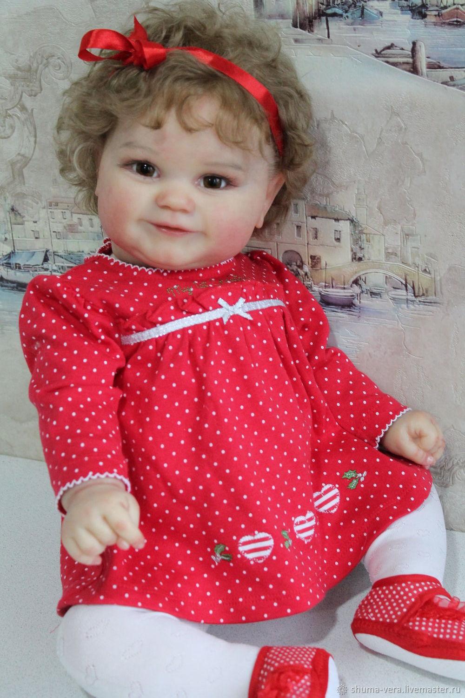 Мэдди от Бонни Браун, Куклы Reborn, Электросталь,  Фото №1