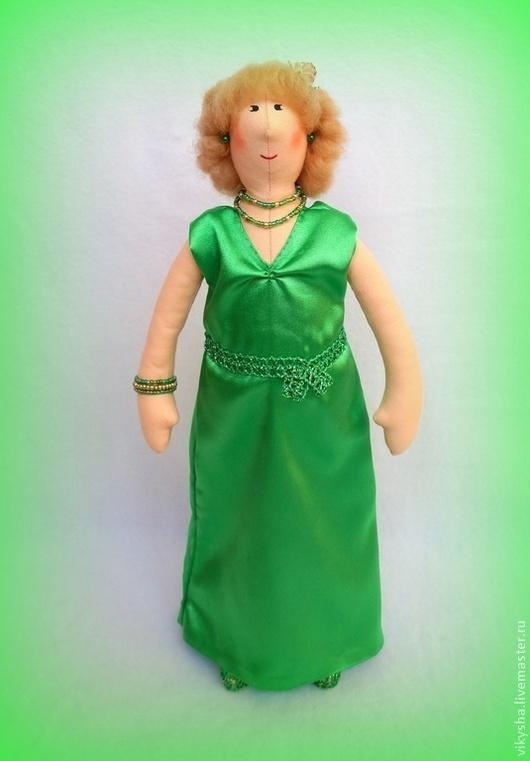Куклы Тильды ручной работы. Ярмарка Мастеров - ручная работа. Купить Кукла Вероника. Handmade. Интерьерная кукла, портретная тильда