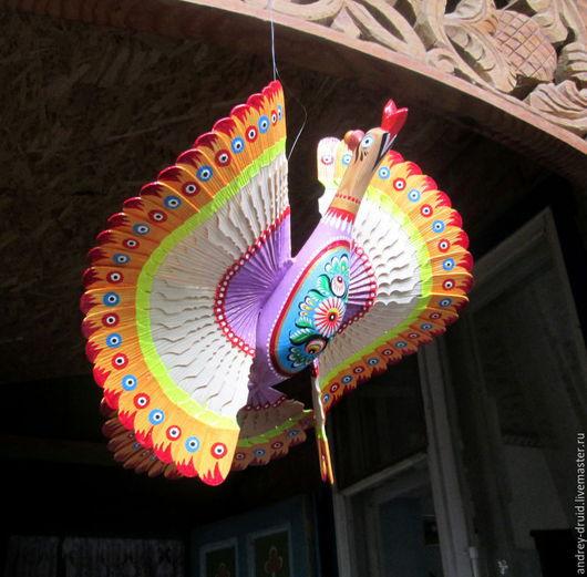 Сувениры ручной работы. Ярмарка Мастеров - ручная работа. Купить Сувениры из дерева - архангельская Птица Счастья. Handmade. Сувениры из дерева