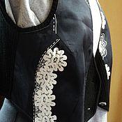 Одежда handmade. Livemaster - original item Women`s vest