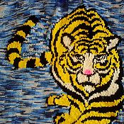 """Работы для детей, ручной работы. Ярмарка Мастеров - ручная работа жилет """"Тигр"""".. Handmade."""