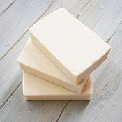 """Косметика ручной работы. Ярмарка Мастеров - ручная работа Натуральное мыло на козьем молоке """"Нежнее нежного"""" молочное мыло. Handmade."""