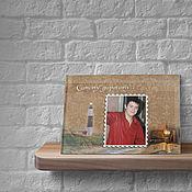Подарки к праздникам ручной работы. Ярмарка Мастеров - ручная работа Фотоальбомы, альбомы пожеланий. Handmade.