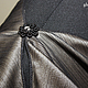 Silk blouse with cascade. Blouses. Gleamnight fashion-studio. My Livemaster. Фото №6