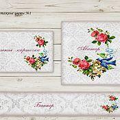 Дизайн ручной работы. Ярмарка Мастеров - ручная работа Дизайн: Винтажные цветы. Handmade.