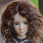 Джемма. Коллекционная авторская кукла.