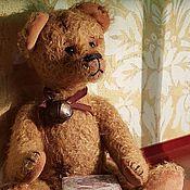 Куклы и игрушки ручной работы. Ярмарка Мастеров - ручная работа СТЕПАН - мишка тедди. Handmade.