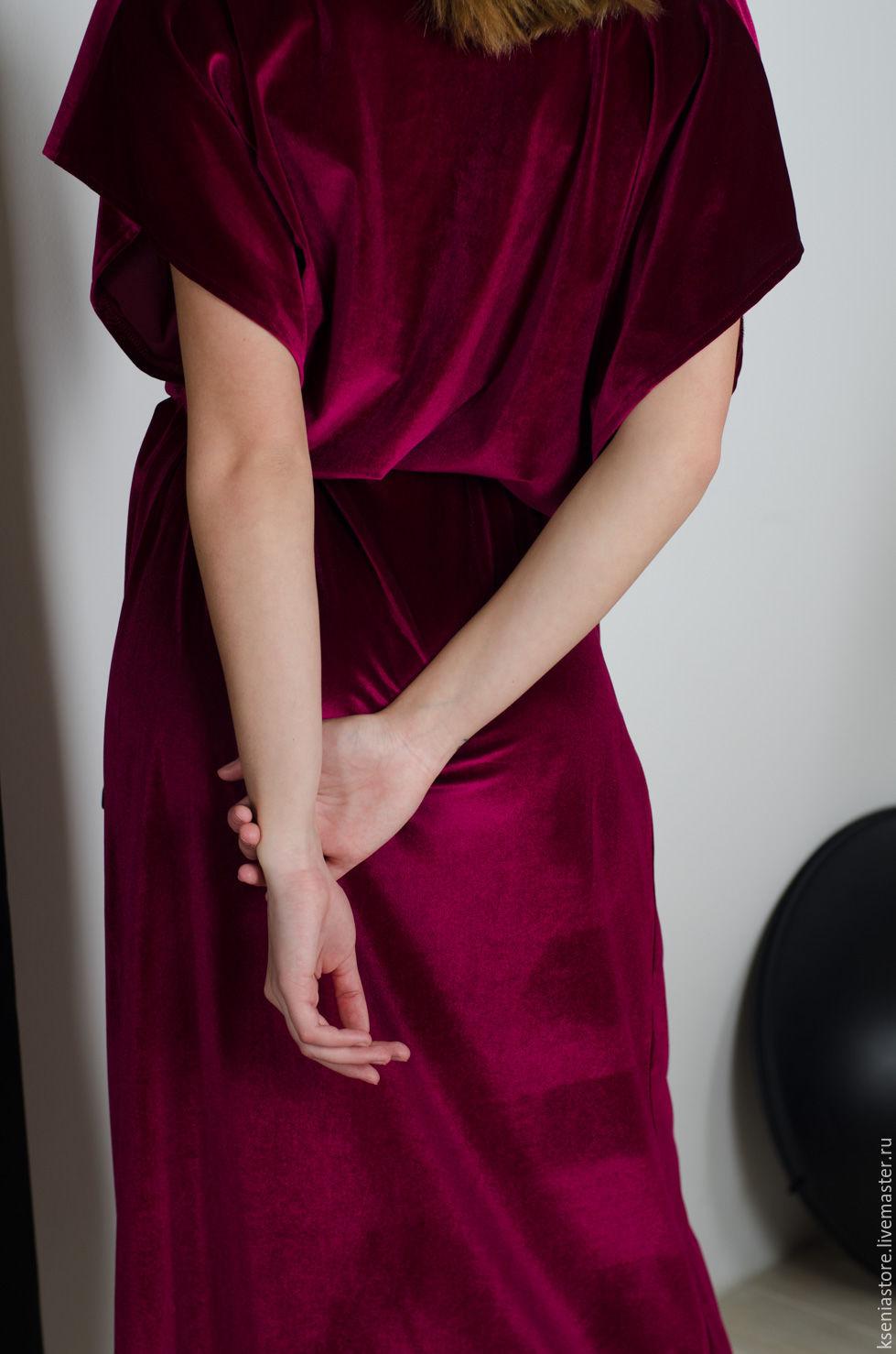 Винное платье купить ланвин е эколаб они сиреневые