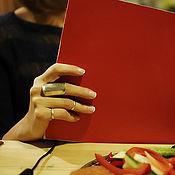 """Украшения ручной работы. Ярмарка Мастеров - ручная работа Кольцо на фалангу/ногу/мизинец """"Классическое"""". Handmade."""