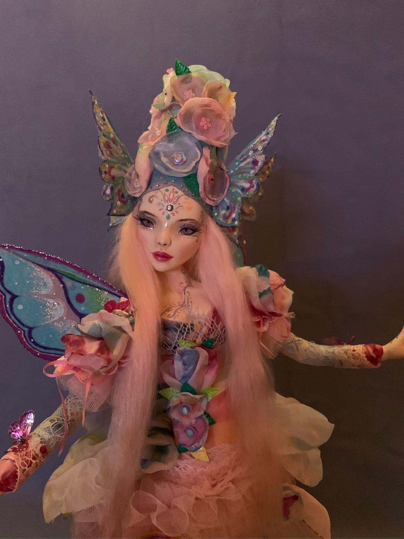 Бабочка, Куклы и пупсы, Зеленоград,  Фото №1