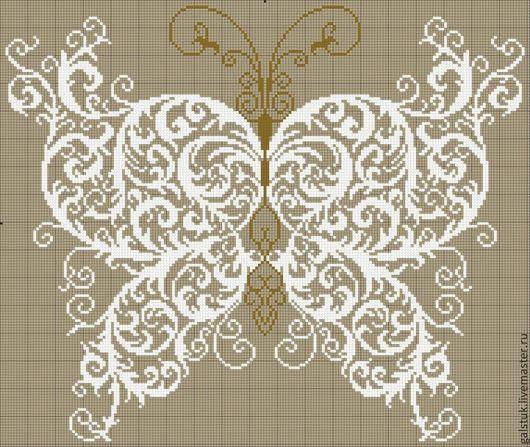 Набор или схема для вышивания чешским  бисером