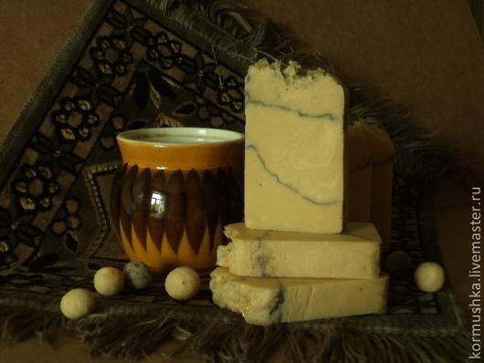 """Мыло ручной работы. Ярмарка Мастеров - ручная работа. Купить """"Коза дереза"""" натуральное,  молочное мыло ручной работы.. Handmade."""