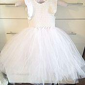 Работы для детей, ручной работы. Ярмарка Мастеров - ручная работа Копия работы: Копия работы: Платье нарядное. Handmade.