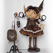 Куклы и игрушки ручной работы. Ярмарка Мастеров - ручная работа Чериз и Дубоклюфф. Коллекционная кукла. Handmade.