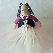 """Куклы и игрушки ручной работы. Ярмарка Мастеров - ручная работа Зайка """"Данай"""". Handmade."""