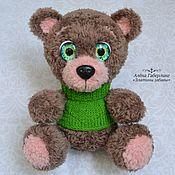 Куклы и игрушки handmade. Livemaster - original item Bear Anand-toy, crochet. Handmade.