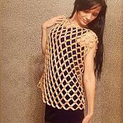Одежда ручной работы. Ярмарка Мастеров - ручная работа Золотая Рыбка. Handmade.