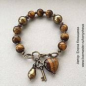 Украшения handmade. Livemaster - original item The bracelet is a Declaration of love. Handmade.