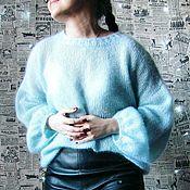 Одежда handmade. Livemaster - original item Jumper oversize. Handmade.