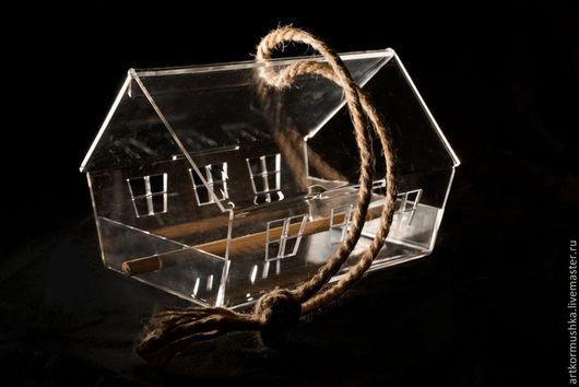 Кормушка для птиц `Княжий дом`