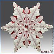 Материалы для творчества handmade. Livemaster - original item Silicone molds for soap flake №2. Handmade.