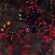 Кулоны, подвески ручной работы. Кулон с темно-красным кристаллом Сваровски. PODARIA Дарья Попова. Ярмарка Мастеров. Подария