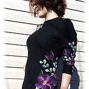 """Одежда ручной работы. Ярмарка Мастеров - ручная работа платье """"Верба"""". Handmade."""