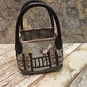 Материалы для творчества ручной работы. Ярмарка Мастеров - ручная работа Набор сумочка для самостоятельного шитья. Японский пэчворк. Handmade.