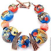 Украшения handmade. Livemaster - original item Bracelet the Music of love!. Handmade.