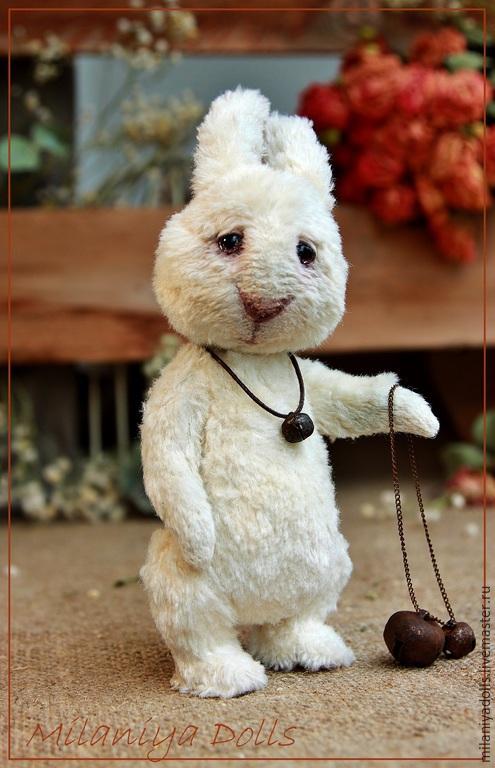 Friends Teddy. The author's work. Bunny Frunzik, Stuffed Toys, Vladikavkaz,  Фото №1