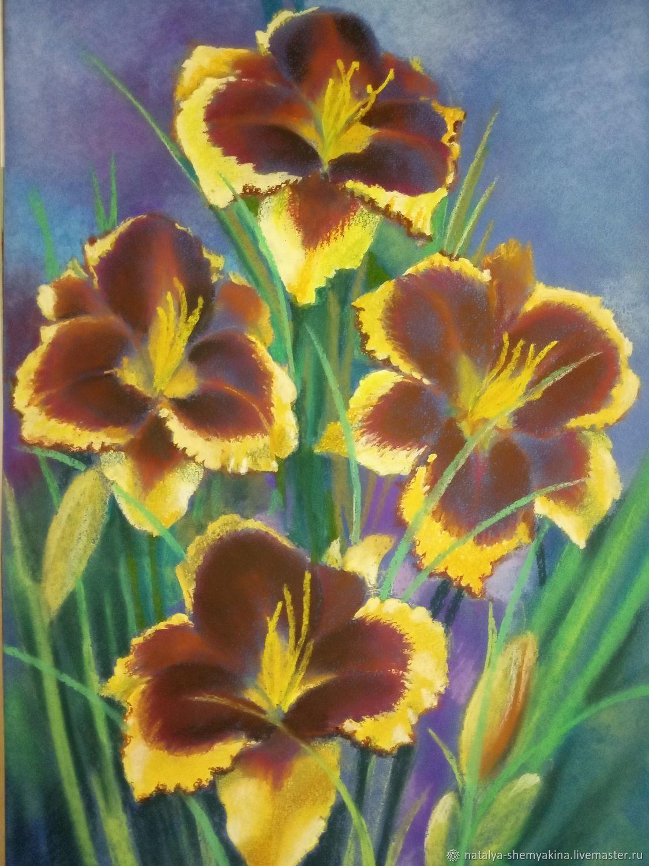 Цветы, Картины, Уфа,  Фото №1