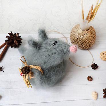 Souvenirs and gifts handmade. Livemaster - original item Soft toy