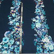 Ткани ручной работы. Ярмарка Мастеров - ручная работа Хлопок легкий плательно-рубашечный с эластаном Blumarin. Handmade.