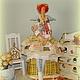Куклы Тильды ручной работы. Заказать Пенелопа - фея текстильная (Бохо). ЛуКс:)) Кукольное счастье! (Ксения). Ярмарка Мастеров.