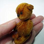 Куклы и игрушки ручной работы. Ярмарка Мастеров - ручная работа Мишка Бука. Handmade.