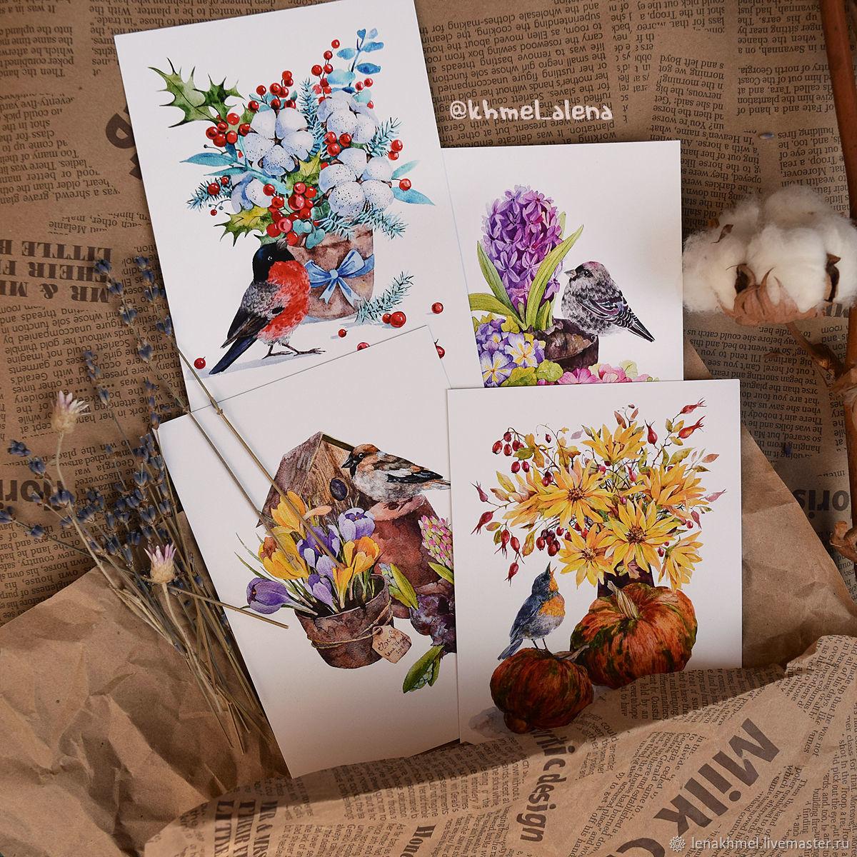 Купит открытки для посткроссинга