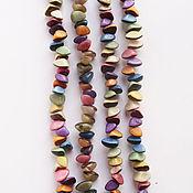 Материалы для творчества ручной работы. Ярмарка Мастеров - ручная работа Бусины-наггетсы, семена бури 7мм. Handmade.