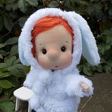 Куклы и игрушки ручной работы. Ярмарка Мастеров - ручная работа Куклы: Кира. Handmade.