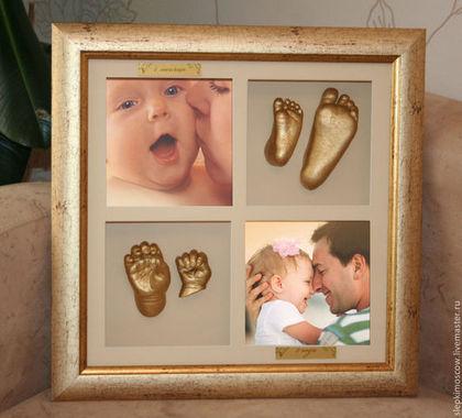 Baby art как сделать гипс