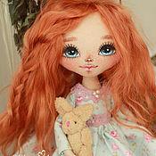 Куклы и игрушки ручной работы. Ярмарка Мастеров - ручная работа Малышка Роуз. Handmade.
