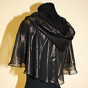 Одежда handmade. Livemaster - original item Formal chiffon drape. Handmade.