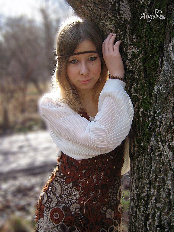 """Туника""""Tree of life"""", Жилеты, Симферополь,  Фото №1"""
