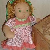 Куклы и игрушки ручной работы. Ярмарка Мастеров - ручная работа Девочки весенние. Handmade.