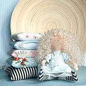 Куклы и игрушки ручной работы. Ярмарка Мастеров - ручная работа Тильда Алиса в Стране Чудес. Handmade.