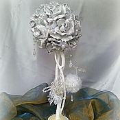 Свадебный салон ручной работы. Ярмарка Мастеров - ручная работа Топиарий (дерево счастья) Утро. Handmade.