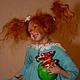 """Коллекционные куклы ручной работы. """"Августа"""". Наталья Фролова. Ярмарка Мастеров. Аксессуары ручной работы"""