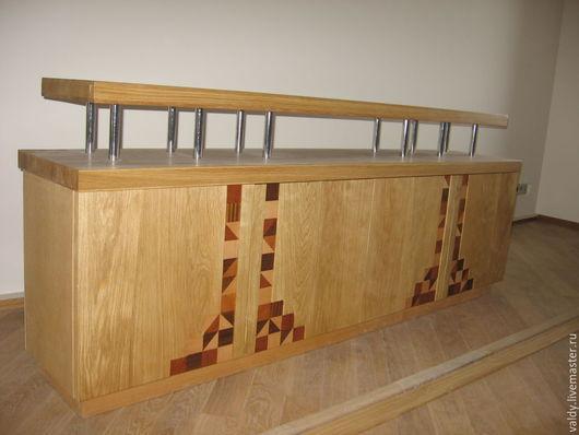 Мебель ручной работы. Ярмарка Мастеров - ручная работа. Купить Мебель из дуба, бука, ясеня. Handmade. Бежевый, бук