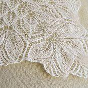 Аксессуары handmade. Livemaster - original item shawl - scarf